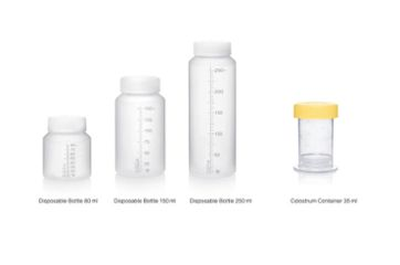 Medela Disposable Bottles & Colostrum Container